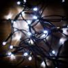 Dekortrend LED hideg fehér fényfüzér karácsonyfára