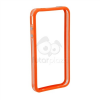 delight IPHONE 4/4s védőkeret átlátszó narancs G-55404A