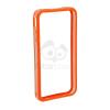 delight IPHONE 5/5s védőkeret átlátszó narancs G-55404B