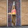 delight Szúnyogháló függöny ajtóra mágneses 100x210cm baglyos