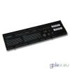Dell 1H52F Latitude XT3 utángyártott laptop akkumulátor akku - 3600mAh (11.1V) fekete