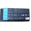 Dell 97KRM 4400 mAh 6 cella fekete notebook/laptop akku/akkumulátor utángyártott