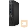Dell DELL PC Optiplex 3050 Micro, Intel Core i5-7500T (2.70GHz), 8GB, 256GB SSD, WLAN, Win 10 Pro