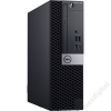 Dell DELL PC Optiplex 7060 SF, Intel Core i7-8700 (4.60GHz), 8GB, 256GB SSD, Win 10 Pro
