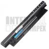 Dell Inspiron 15 3541 2200 mAh 4 cella fekete notebook/laptop akku/akkumulátor utángyártott
