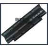 Dell Inspiron N5050 4400 mAh 6 cella fekete notebook/laptop akku/akkumulátor utángyártott