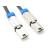 Dell Intel True Scale Fabric Passive Copper Cable QSFP-QSFP 1m. (CBL10600130_P000)