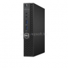 Dell Optiplex 3050 Micro | Core i5-7500T 2,7|8GB|0GB SSD|1000GB HDD|Intel HD 630|W10P|3év (N019O3050MFF_UBU-11_W10PH1TB_S)
