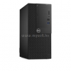 Dell Optiplex 3050 Mini Tower | Core i5-7500 3,4|32GB|250GB SSD|1000GB HDD|Intel HD 630|NO OS|3év (3050MT_229461_32GBS250SSDH1TB_S)