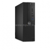 Dell Optiplex 3050 Small Form Factor | Core i3-7100U 2,4|16GB|1000GB SSD|1000GB HDD|Intel HD 620|NO OS|3év (3050SF-3_16GBN1000SSDH1TB_S)