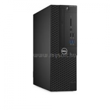 Dell Optiplex 3050 Small Form Factor | Core i5-7500 3,4|16GB|0GB SSD|500GB HDD|Intel HD 630|W10P|3év (1813050SFFI5WP1_16GB_S) asztali számítógép