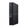 Dell Optiplex 3060 Micro | Core i5-8500T 2,1|8GB|250GB SSD|0GB HDD|Intel UHD 630|NO OS|3év (3060MIC_257915_S250SSD_S)