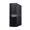 Dell Optiplex 5060 Small Form Factor | Core i5-8500 3,0|32GB|250GB SSD|1000GB HDD|Intel UHD 630|W10P|5év (5060SF_256288_32GBS250SSDH1TB_S)