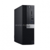 Dell Optiplex 7060 Small Form Factor | Core i7-8700 3,2|8GB|1000GB SSD|2000GB HDD|Intel UHD 630|W10P|5év (7060SF_257977_S1000SSDH2TB_S)