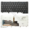 Dell P9W2H gyári új magyar háttérvilágításos laptop billentyűzet