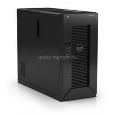 Dell PowerEdge Mini T20 500GB SSD 2X2TB HDD Xeon E3-1225v3 3,2|4GB|2x 2000GB HDD|NO OS|3év szerver