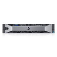 Dell PowerEdge R730 rack szerver 8CX E5-2620v4 2.1GHz 16GB 1.2TB SAS H730 szerver