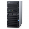 Dell PowerEdge T130 Tower H330 | Xeon E3-1240v6 3,7 | 8GB | 2x 1000GB SSD | 1x 2000GB HDD | nincs | 3év (PET1303C/2_S2X1000SSDH2TB_S)