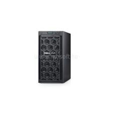 Dell PowerEdge T140 Tower H330 1x E-2246G 1x 365W iDRAC9 Express 4x 3,5 | Intel Xeon E-2246G 3,6 | 0GB DDR4_ECC | 1x 500GB SSD | 1x 1000GB HDD szerver