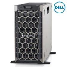 Dell PowerEdge T440 Tower H730P+ 1x 4208 2x 495W iDRAC9 Enterprise 8x 3,5 | Intel Xeon Silver-4208 2,1 | 16GB DDR4_RDIMM | 2x 250GB SSD | 1x 2000GB HDD szerver