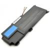 Dell YMYF6 3900 mAh 8 cella szürke notebook/laptop akku/akkumulátor utángyártott