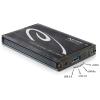 DELOCK 2.5` Multiport USB 3.0 + eSATAp/SATA