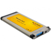 DELOCK 61872 Express Card - USB 3.0