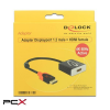 DELOCK 62734 displayport 1.2 - hdmi aktív adapter