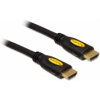 DELOCK 82584 HDMI Ethernet kábel 1m