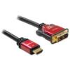 DELOCK 84342 DVI - HDMI kábel, 1.8m