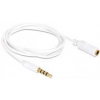 DELOCK 84480 Stereo Jack 3.5 mm - IPhone 4 tűs 1 m