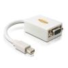 DELOCK adapter, Displayport mini (M) -> VGA (F), 18cm