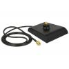 DELOCK Antenna Base SMA plug > SMA Jack 1 m Black Low Loss