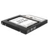 """DELOCK Átalakító Slim SATA 5.25 beépítő keret 2.5"""" SATA HDD-hez 12.5mm-ig (DL61993)"""