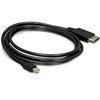 DELOCK DisplayPort - miniDisplayPort (1,8m, )