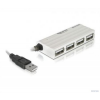 DELOCK HUB - 4 port - USB - DL87445