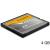DELOCK Industrial Compact Flash card 4GB (54200)