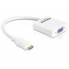 DELOCK KAB Delock HDMI-mini C adapter apa - VGA anya
