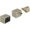 DELOCK Micro USB vonalkódolvasó 1D, Androidhoz - Vonal szkenner