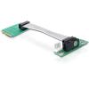 DELOCK mini PCI-E x1 -> PCI-E x1 Riser card (13cm, bal)