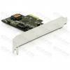 DELOCK PCI Express Card > 2 x internal SATA 3 Gb/s + Raid