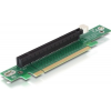 DELOCK Riser card PCI Express x16 angled 90° left insertion