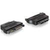 DELOCK SATA 22 pin (apa) – SATA 13 pin (anya) átalakító