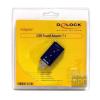 DELOCK Sound Adapter 7.1 USB2.0 hangkártya