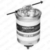 DELPHI HDF539 Gázolajszűrő, üzemanyagszűrő Seat Cordoba, Ibiza, Inca, Volkswagen Caddy, Polo