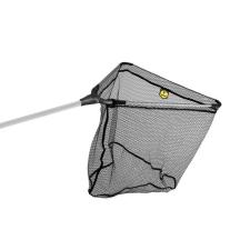 Delphin Delphin merítőhalló műanyag fejcsatlakozással 40x40/150cm háló, szák, merítő