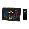 Denver Electronics Többfunkciós időjárás állomás Denver Electronics WS-540 Fekete
