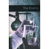 Desmond Bagley OXFORD BOORWORMS LIBRARY 6. - THE ENEMY - AUDIO CD PACK 3E