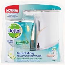 Dettol Uborka Érintés nélküli kézmosó készülék fürdőkellék