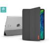 Devia Apple iPad Pro 12.9 (2020) védőtok (Smart Case) on/off funkcióval - Devia Easy - black